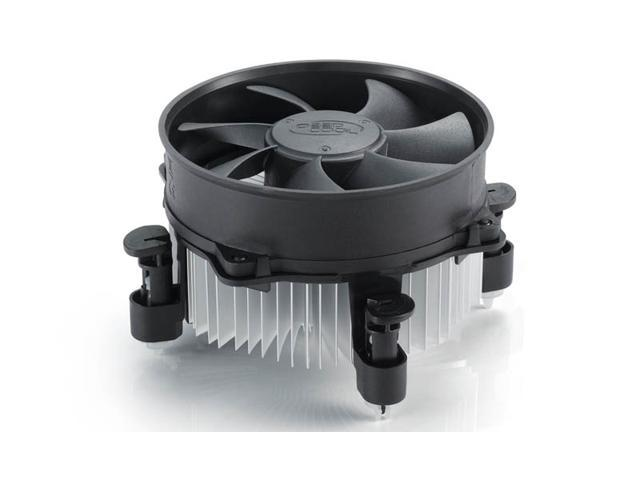3 Pin 65W PC Heatsink Silent PC CPU Cooler for Intel LGA1156/LGA1155/LGA1150/LGA775