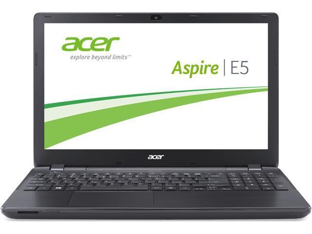 Acer Aspire E5-521-23KH E2-6110 Quad Core 4GB DDR3 1TB HDD 15.6