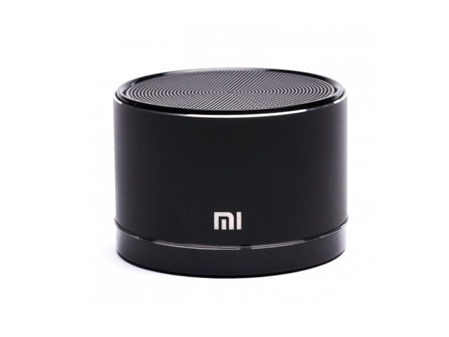 Xiaomi Small Gangpao Bluetooth speakers For portable bluetooth Black