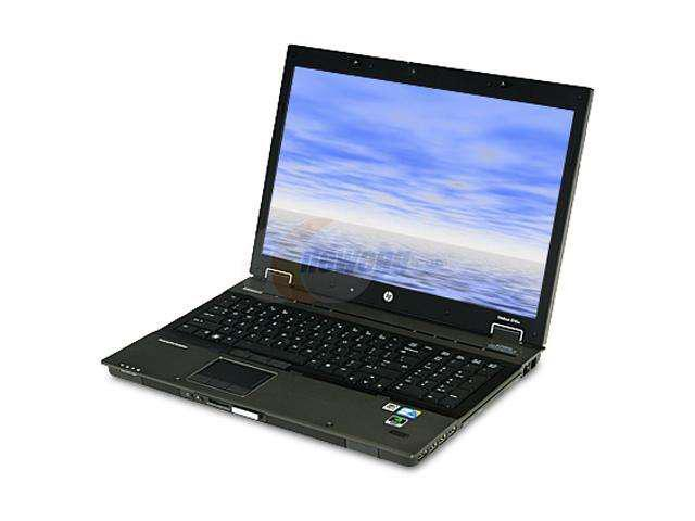 HP EliteBook 8740w(WH275UT#ABA) Intel Core i7 620M (2.66GHz) 4GB Memory 320GB HDD 17.0