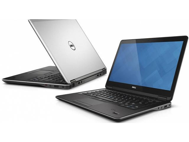 Dell Latitude E7240 Notebook - Core i5, 128GB Solid State HDD, 4GM RAM, Windows 7 Pro 64-Bit, Built-in Webcam