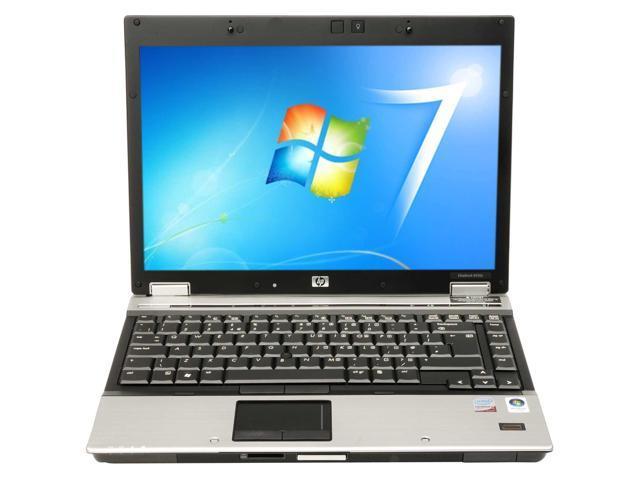 HP EliteBook 6930p Notebook PC Core 2 Duo 2.4GHz Windows 7 Professional