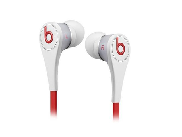 Beats Tour B00C79DWFW 2.0 In-Ear Headphone - White