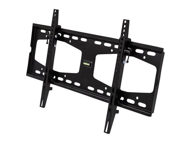 NavePoint Flat Screen TV Wall Mount Bracket LED LCD Tilt 37-65 Inches Black