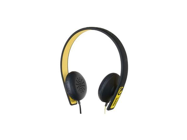 Ecko Unltd. Fusion Over The Ear Noise Reduction Yellow