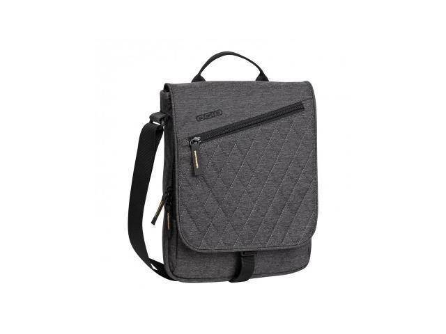 Ogio Newt Tablet/Netbook Shoulder Bag 10.5in Dark Static