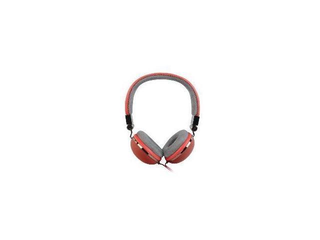 Ecko Unltd. Storm Over The Ear Noise Reduction Red