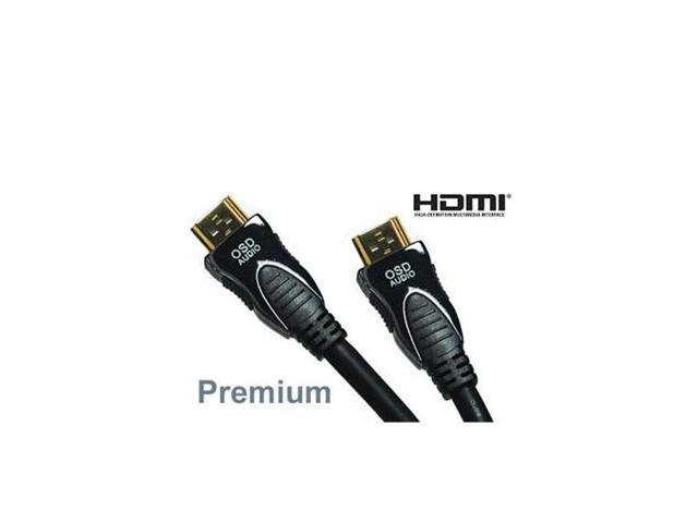 OSD Audio HDMI-30ft-V14 30 Feet High Speed HDMI Cable with Ethernet v1.4