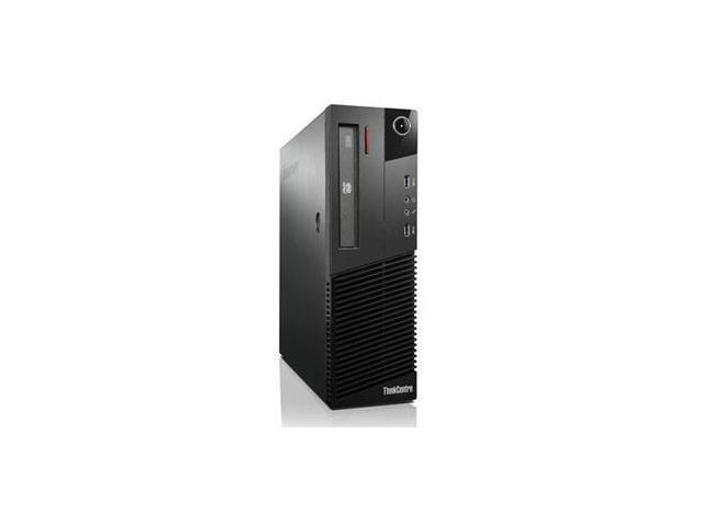 Lenovo ThinkCentre M93p 10A90049US Desktop Computer - Intel Core i7 i7-4790 3.60 GHz - Small Form Factor - Business Black
