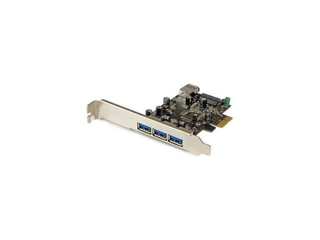 4 Port Usb 3 0 Pci e Card 4 Port Pci Express Usb 3 0