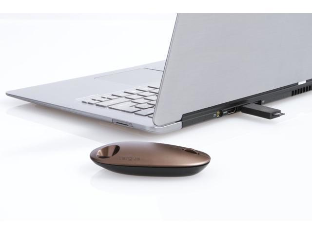 Targus Ultralife Wireless Mouse for Ultrabooks, PCs and Macs.
