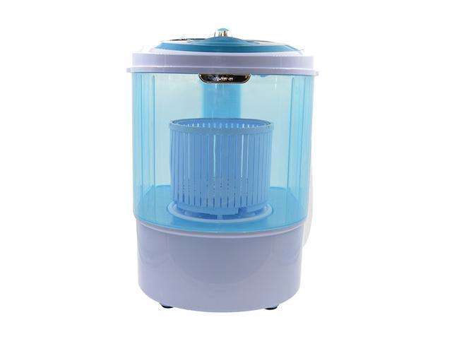 Panda Small Mini Portable Counter Top Compact Washing Machine with ...