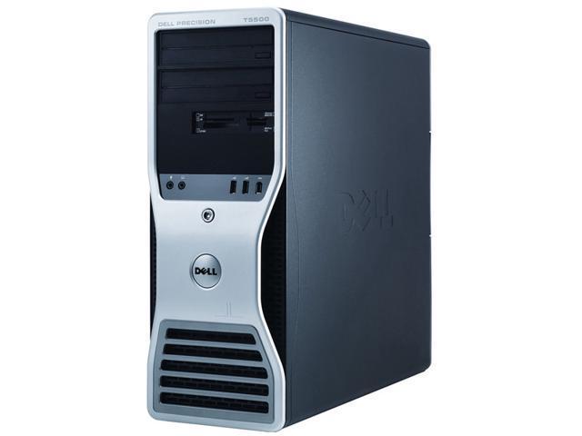 Dell Precision T5500 Workstation 2xE5520 CPU 12GB Memory 1TB Hard Drive FX580 Video Card
