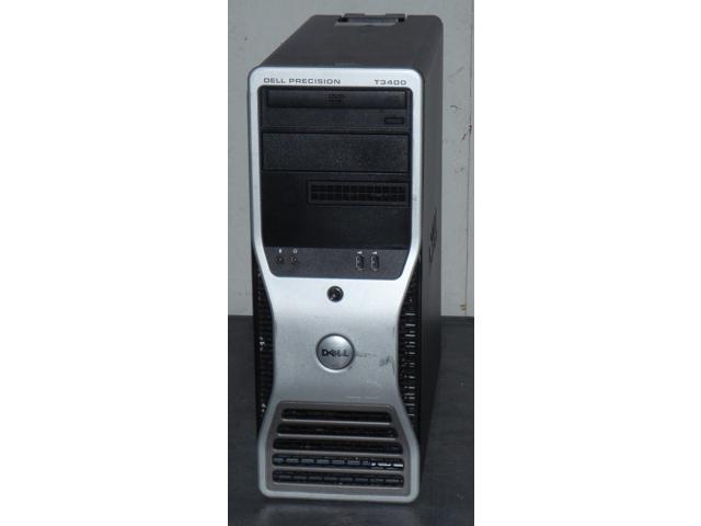 Dell Precision T3400 E3110 XEON 3GHz Dual Core CPU 8GB MEM 1TB