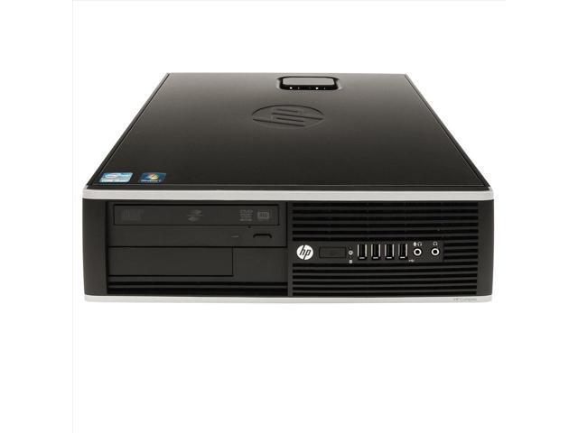 HP Elite 8200 Small Form Factor Intel Core i7 2600 3.4GHz 4GB memory 300GB 10K Velociraptor HDD Windows 7 Pro 64 bit (Installed)