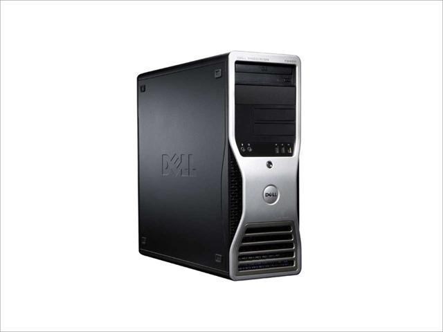 DELL PRECISION T3500 W3505 2.53GHZ CPU 12GB MEM 250GB HDD WINDOWS 7 PRO 64 BIT INSTALLED HD2400 VIDEO CARD