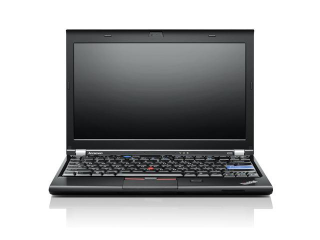 LENOVO X201 INTEL CORE i7-L620 2.00GHZ 4GB MEM 320GB SATA HDD GRADE A WEBCAM INSLUDED