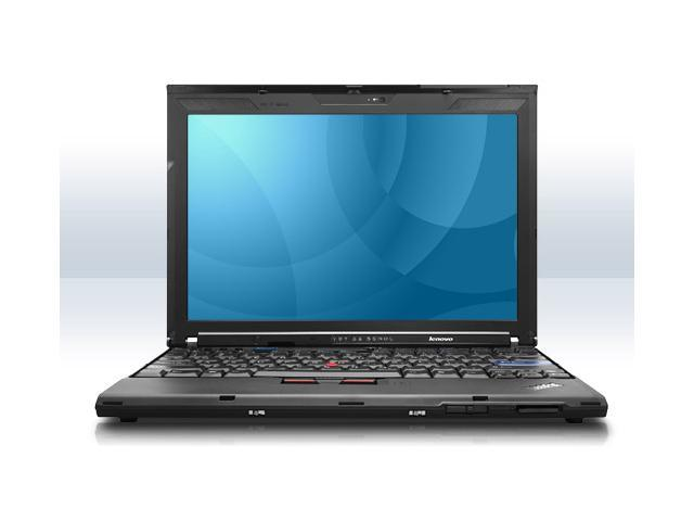 LENOVO X200 INTEL CORE i7-2620M 2.70GHZ 4GB MEM 320GB SATA HDD GRADE A WEBCAM INCLUDED