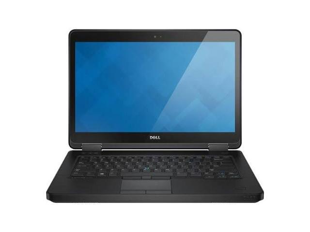 Dell Latitude E5440 Notebook, Intel Core i7-4600U, 8GB memory, 500GB hard drive, DVD+RW with webcam and Windows 7 Home Premium installed