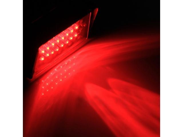 5W Mini Strobe Flash Light Bulb 24 Red LED Club Stage Party Disco DJ