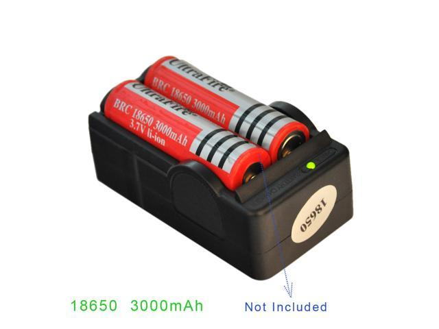Digital Smart Rechargeable Battery Charger Smart Travel Chargers for 18650 Battery 4.2V