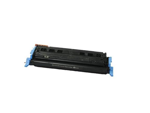 Supplies Outlet HP Q6000A Black Laser Toner Cartridge, (HP 124A) Compatible