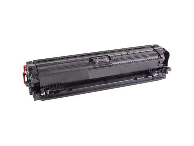 HP CE270A Black Toner Cartridge, (HP 650A) Compatible
