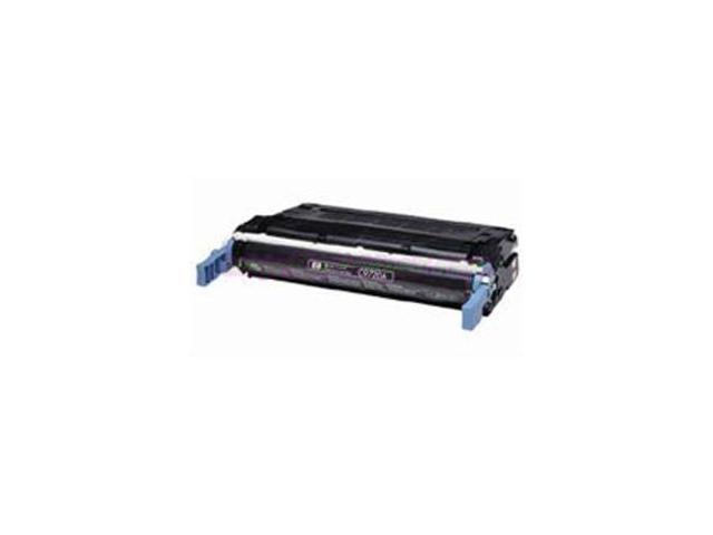 HP C9720A Black Laser Toner Cartridge, (HP 641A) Compatible