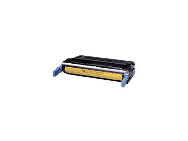 HP C9722A Yellow Laser Toner Cartridge, (HP 641A) Compatible