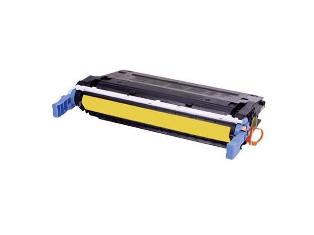 HP Q5952A Yellow Laser Toner Cartridge, (HP 643A) Compatible