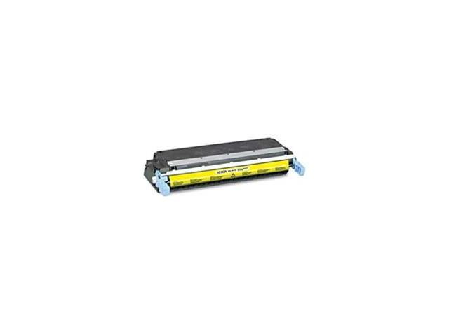HP C9732A Yellow Laser Toner Cartridge, (HP 645A) Compatible