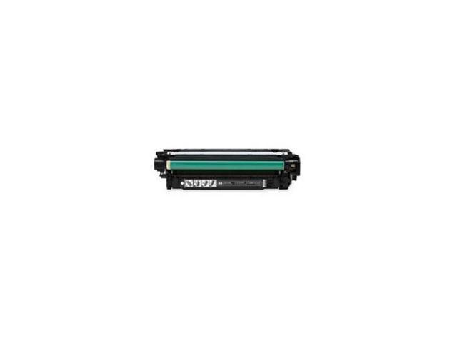HP CE250A Black Laser Toner Cartridge, (HP 504A) Compatible