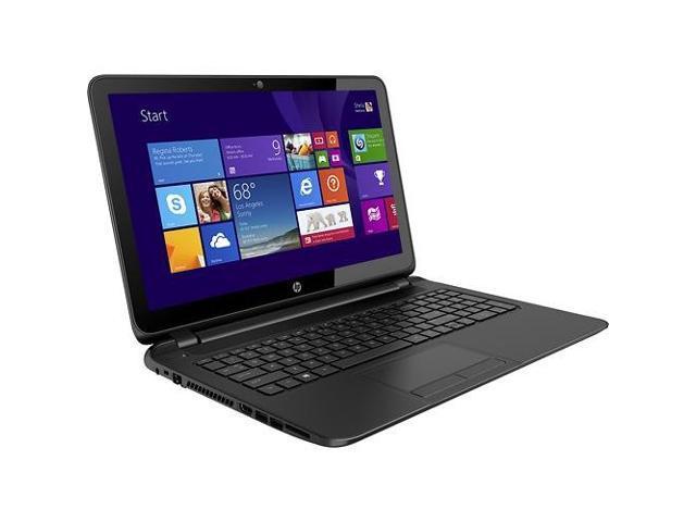 HP 15-f010dx 15.6in TouchScreen i3-4010U 500GB 1.7GHz HDD 4GB RAM W8.1