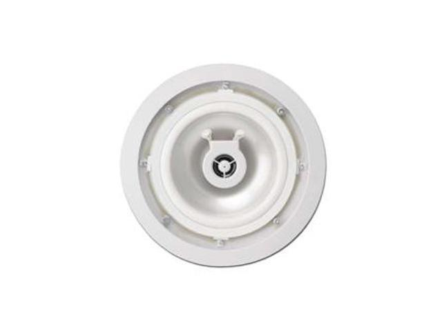 MTX 6.5in 2-Way Round In-Ceiling Speakers, All Weather, pair