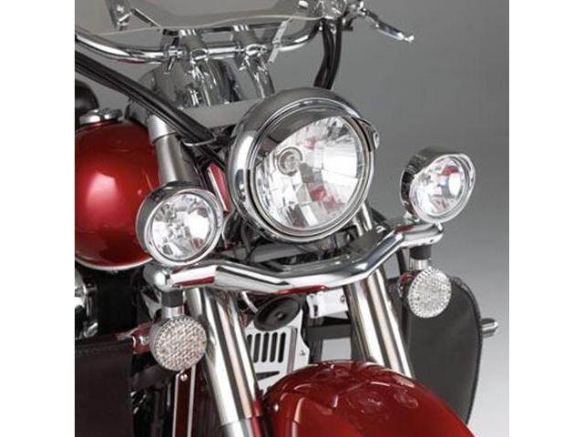Show Chrome Contour Driving Light Kit - 2 3/8in. Diameter Street 71-320 71-320
