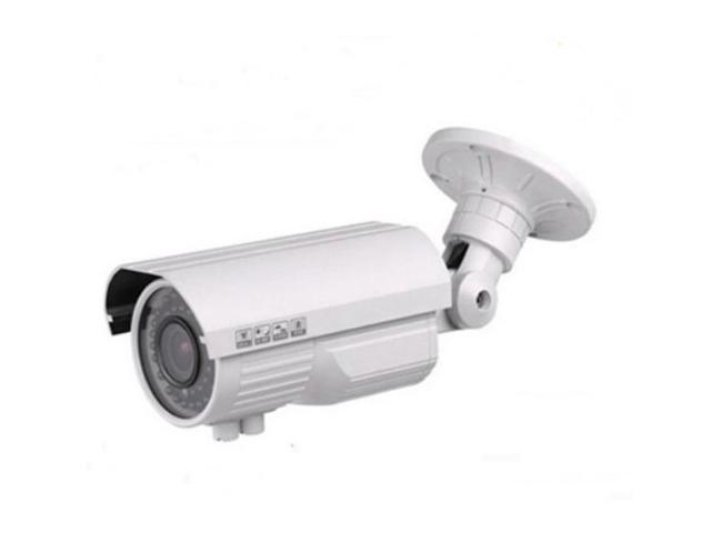 Viigoo 3Axis Strong Bracket 1200TVL CMOS CCTV Camera IR CUT OSD Menu 2.8-12MM Varifocal Zoom Lens Outdoor Surveillance Camera