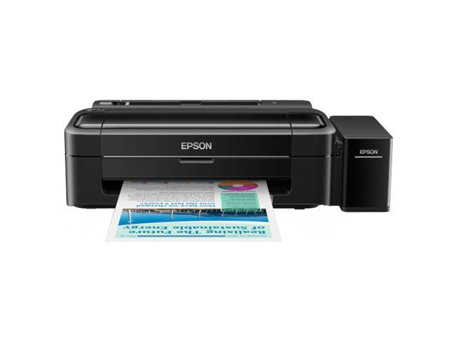 EPSON L310 Single-Function Ink Tank System Printer with Integrated Ink Tank