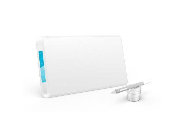 Ugee EX07 Graphics Medium Tablet with Ultra-thin Design (White)
