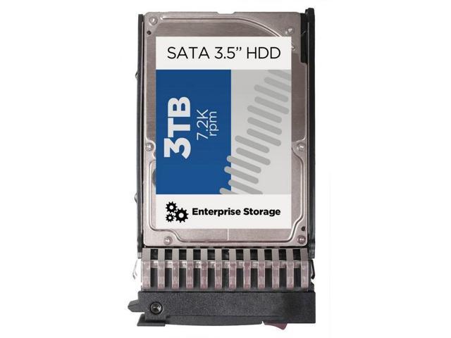 HP 628062-B21 - 3TB 3.5