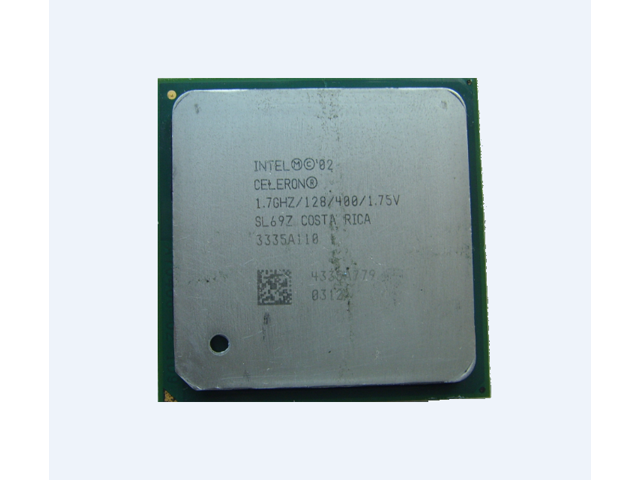 Intel Celeron 1,7GHz Socket 478 SL69Z FSB400 Desktop CPU