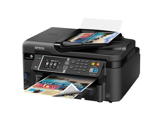 EPSON Workforce 3620 All In One C11CD19201