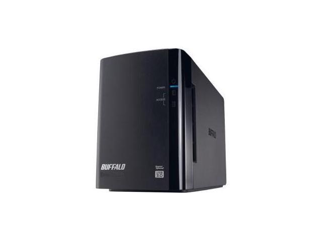 BUFFALO AMERICAS HD-WH6TU3R1 DRIVESTATION DUO 6TB USB 3