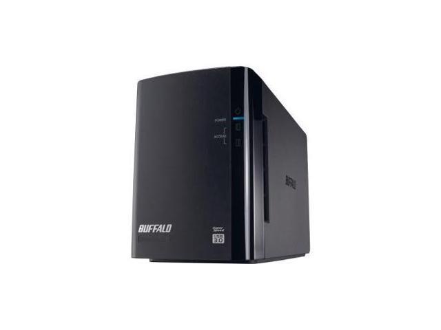 BUFFALO AMERICAS HD-WH4TU3R1 DRIVESTATION DUO 4TB USB 3