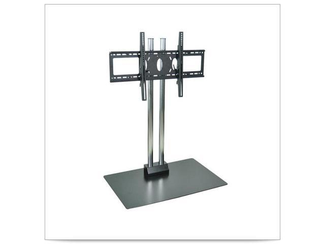 27 x 23 1/2 x 45H Stationary Flat Panel TV Stand and Mount