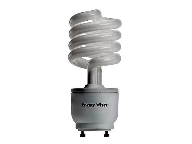 Bulbrite CF23WW/GU24/DM 23 Watt Energy Wiser Dimmable Compact Fluorescent T3 Coil GU24 Base Warm White 6 Bulbs