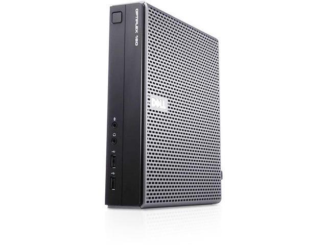 Dell Optiplex 160 Intel Atom 1600 MHz 160Gig HDD 2048mb NO OPTICAL DRIVE Windows 7 Professional 32 Bit Desktop Computer