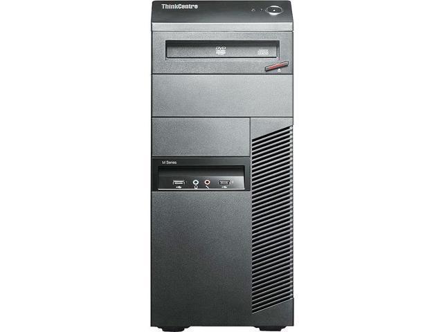 Lenovo ThinkCentre M90p Intel i5 Dual Core 3100 MHz 400Gig HDD 4096mb DVD ROM Windows 7 Professional 32 Bit Desktop Computer