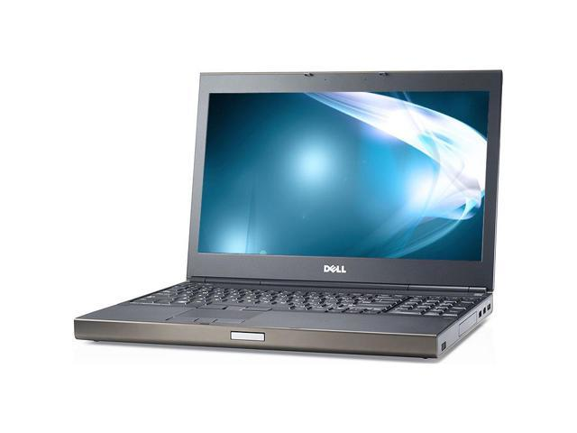 """Dell Precision M4600 Intel i7 Quad Core 2300MHz 250Gig HDD 8192mb DVD ROM 15.0"""" WideScreen LCD Windows 7 Professional 64 Bit Laptop Notebook"""
