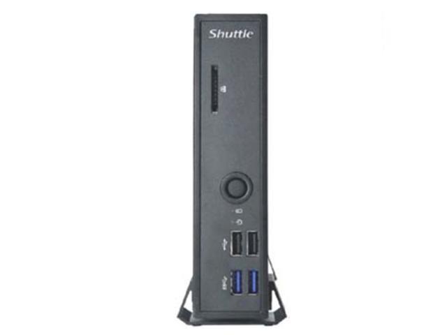 Shuttle DS437T Intel NM70 2 x 204Pin SO-DIMM Intel HD Graphics Integrated by CPU Mini / Booksize Barebone