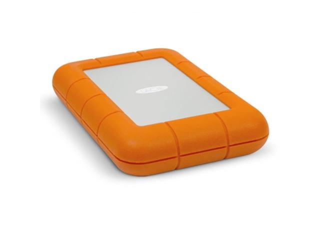 LaCie Rugged Thunderbolt 250GB Thunderbolt & USB 3.0 Solid State Disk - External